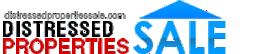 Distressed Properties Sale Logo